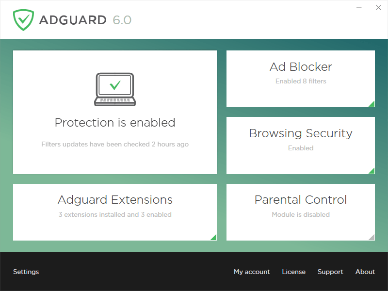 adguard-interface