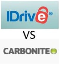 idrive vs carbonite – which is the better backup solution?