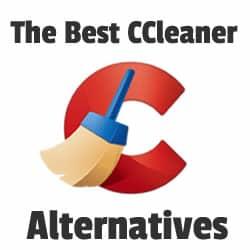 The Best CCleaner Alternatives