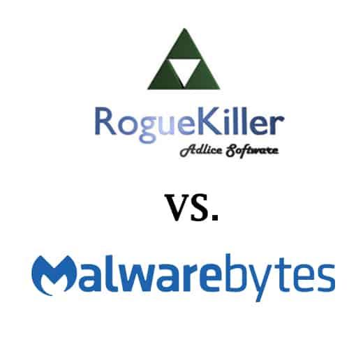 Roguekiller Versus Malwarebytes