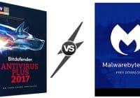 Bitdefender Versus Malwarebytes