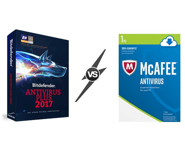 Bitdefender vs McAfee [2019 Update]: Which is Best? - The