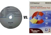 BleachBit Versus CCleaner