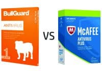 Bullguard vs McAfee