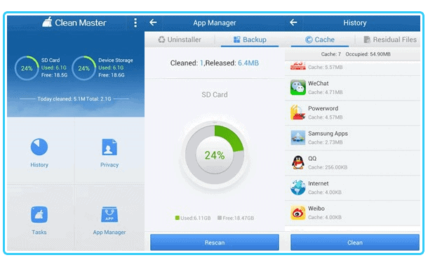 Clean master 6. 0 free download software reviews, downloads, news.
