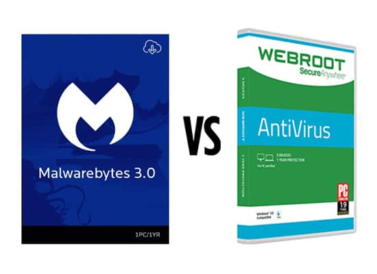 Malwarebytes vs  Webroot: Which One Comes Out Best? - The