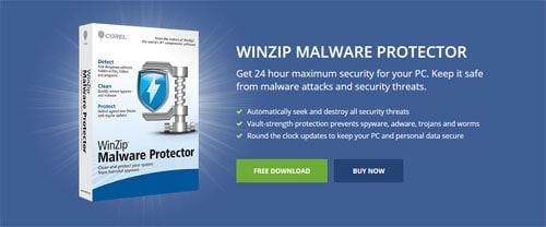 Winzip-Malware-Protector