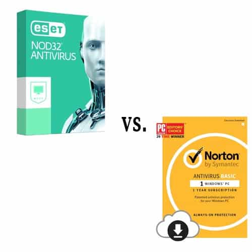 Eset vs Norton