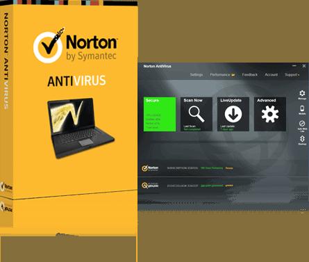 I Prefer Norton Here