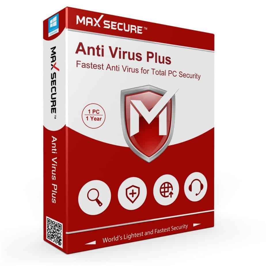 Max Secure Antivirus Review