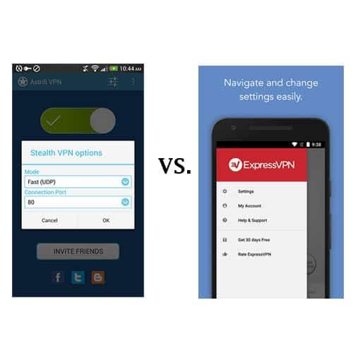 Astrill VPN vs ExpressVPN: Which One is Best? - The Digital