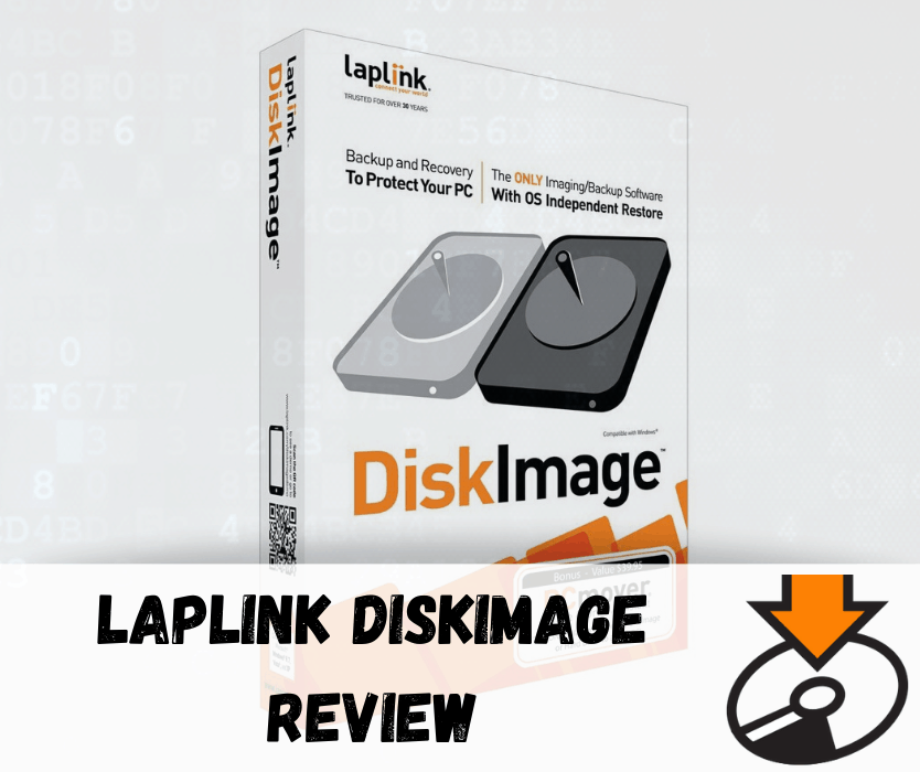 LapLink DiskImage Review