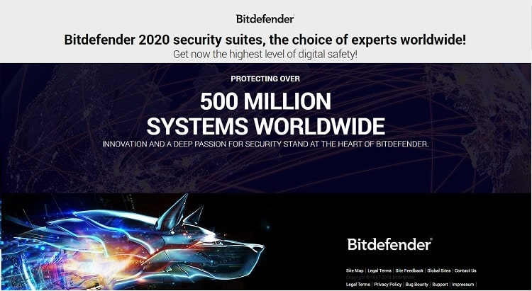 bitdefender review