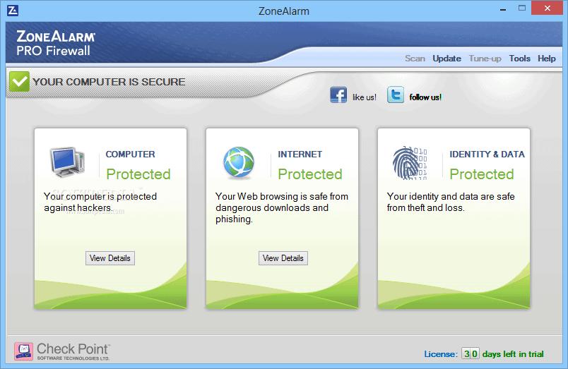 zonewall pro firewall