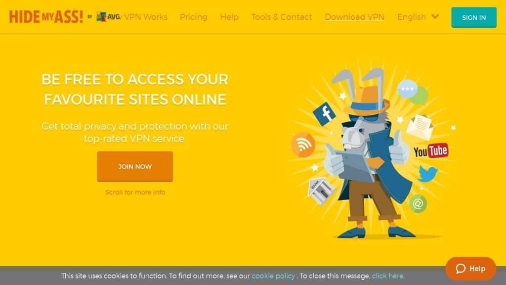 The Best HideMyAss Alternatives - HMA Alternative VPN