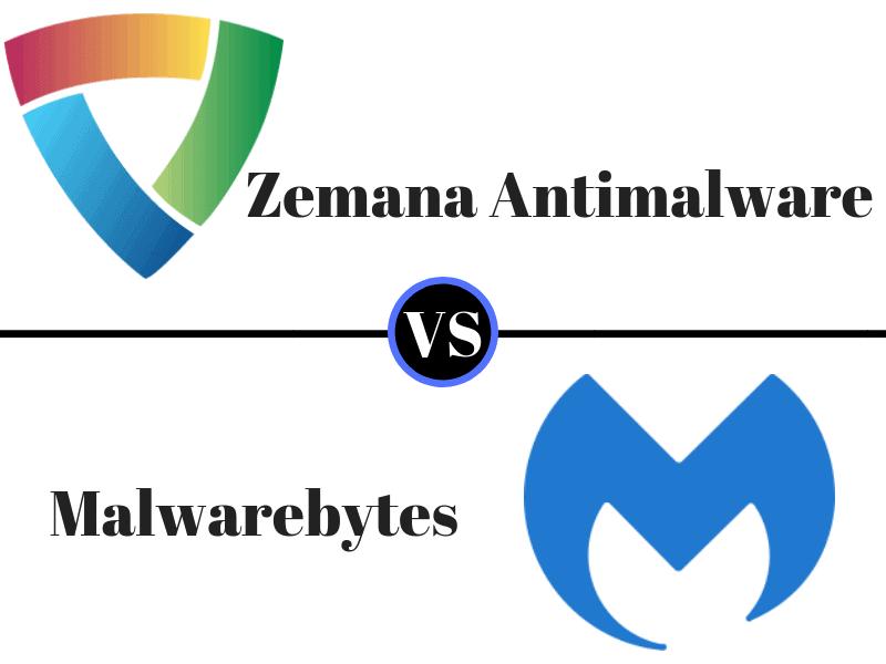 Zemana Antimalware vs Malwarebytes: Which Anti-Malware System Is