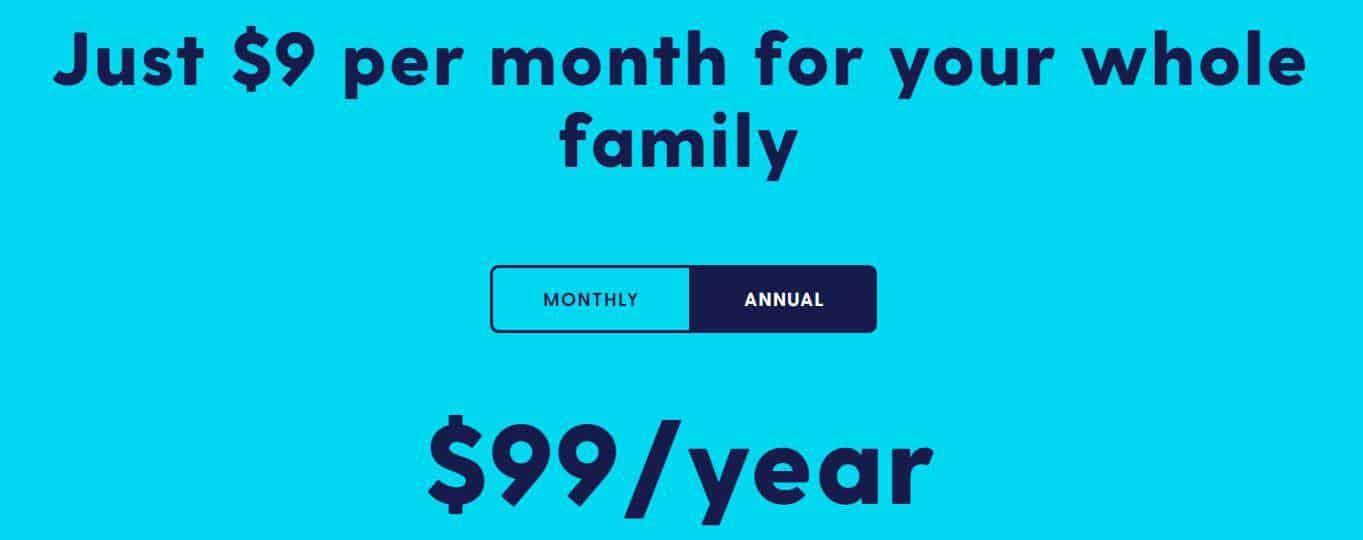 Parental Control App Prices