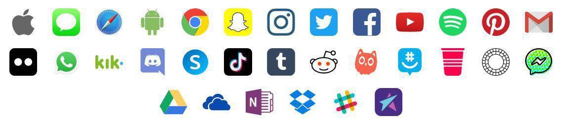 qustodio social media support