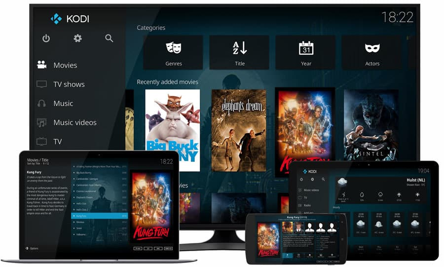 Kodi Review