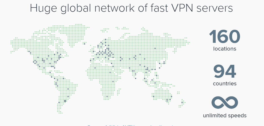 express vpn servers