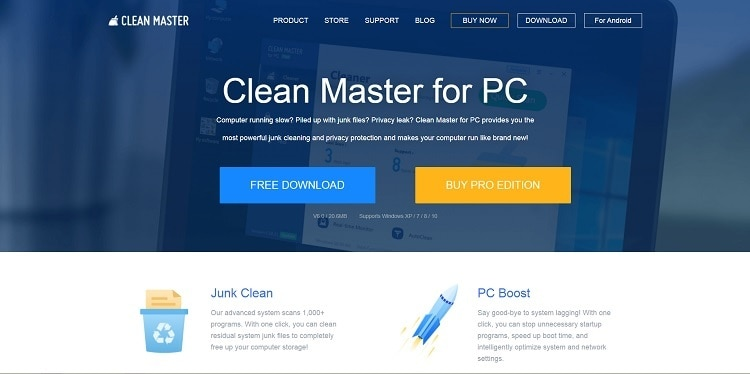 cleanmaster vs ccleaner