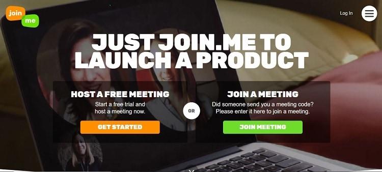 join me teamviewer alternative