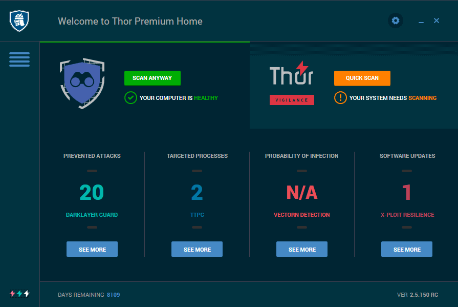 thor antivirus review