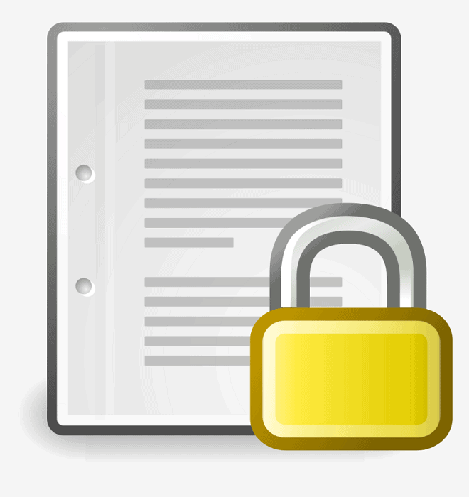 Encrypting Local Email Files