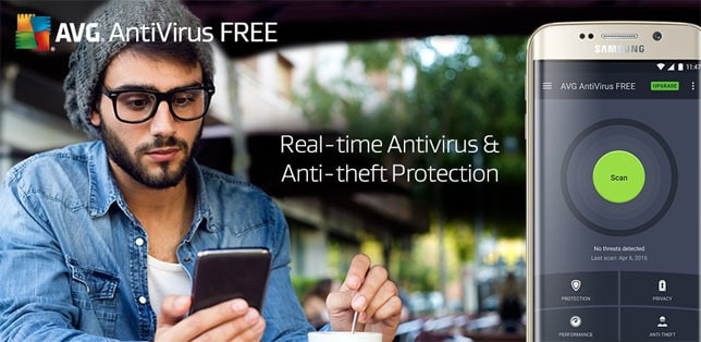 AVG Anti Theft Protection