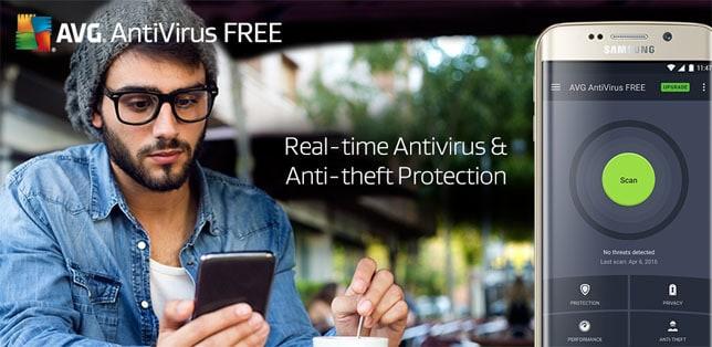 AVG Anti Theft Protection