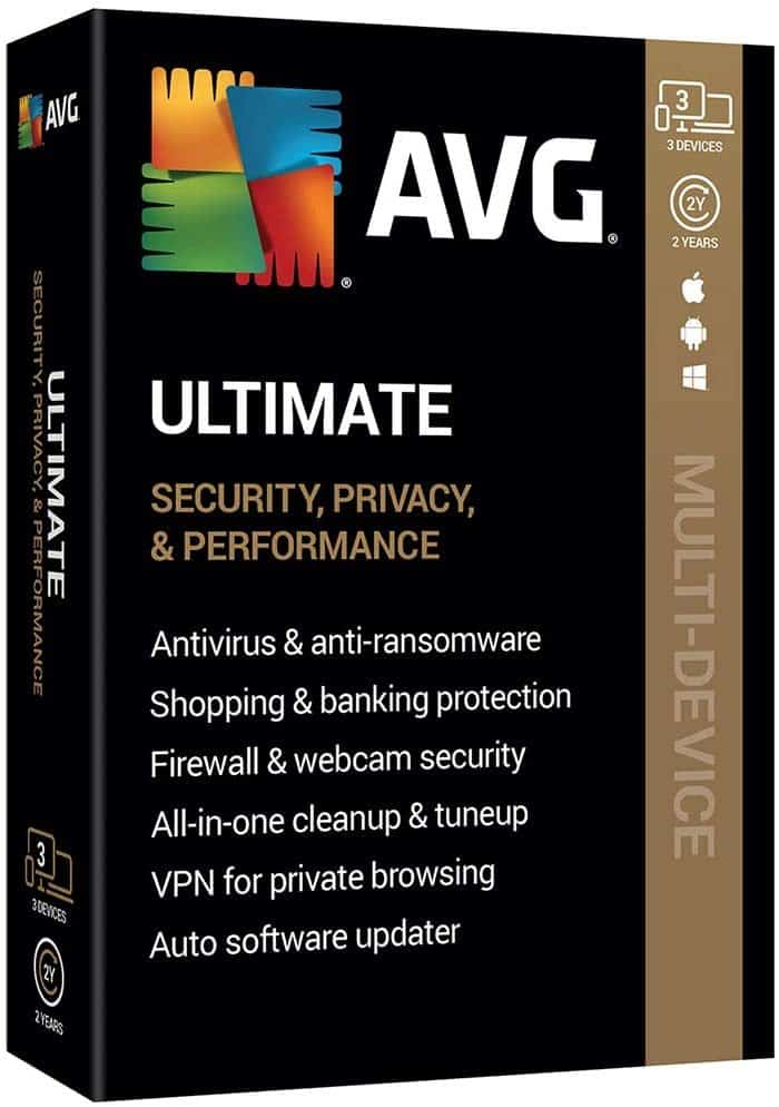 AVG Ultimate Package